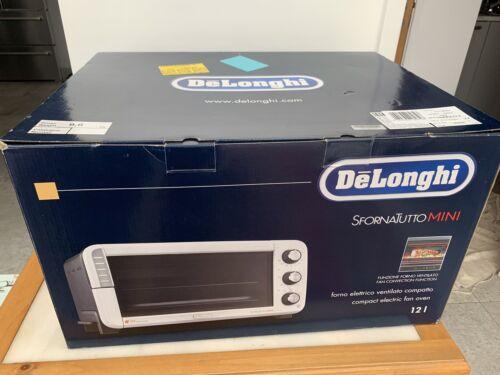 De'Longhi Mini Electric Oven Cooker EO12012. Brand New. 8004399180710