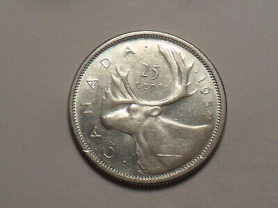 1970 canadian 25 cent  Low Mintage  RARE FIND: