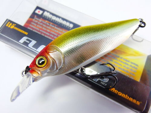 Megabass - FLAP SLAP 77mm 3/8oz. WESTERN CLOWN