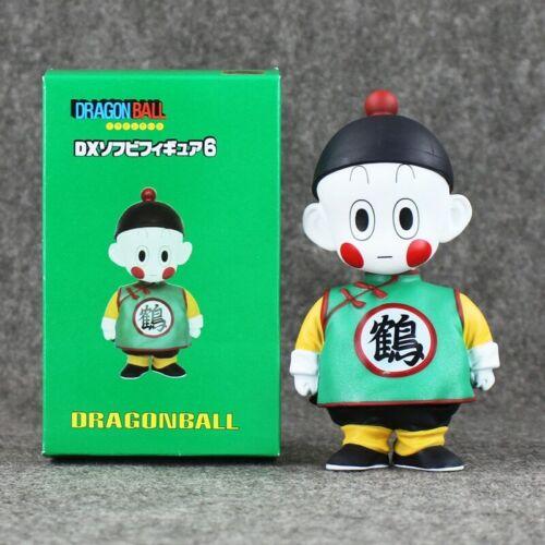 "Dragon Ball Z Chiaotzu and Emperor Pilaf 6/"" Collectible Anime Figures New w// Box"