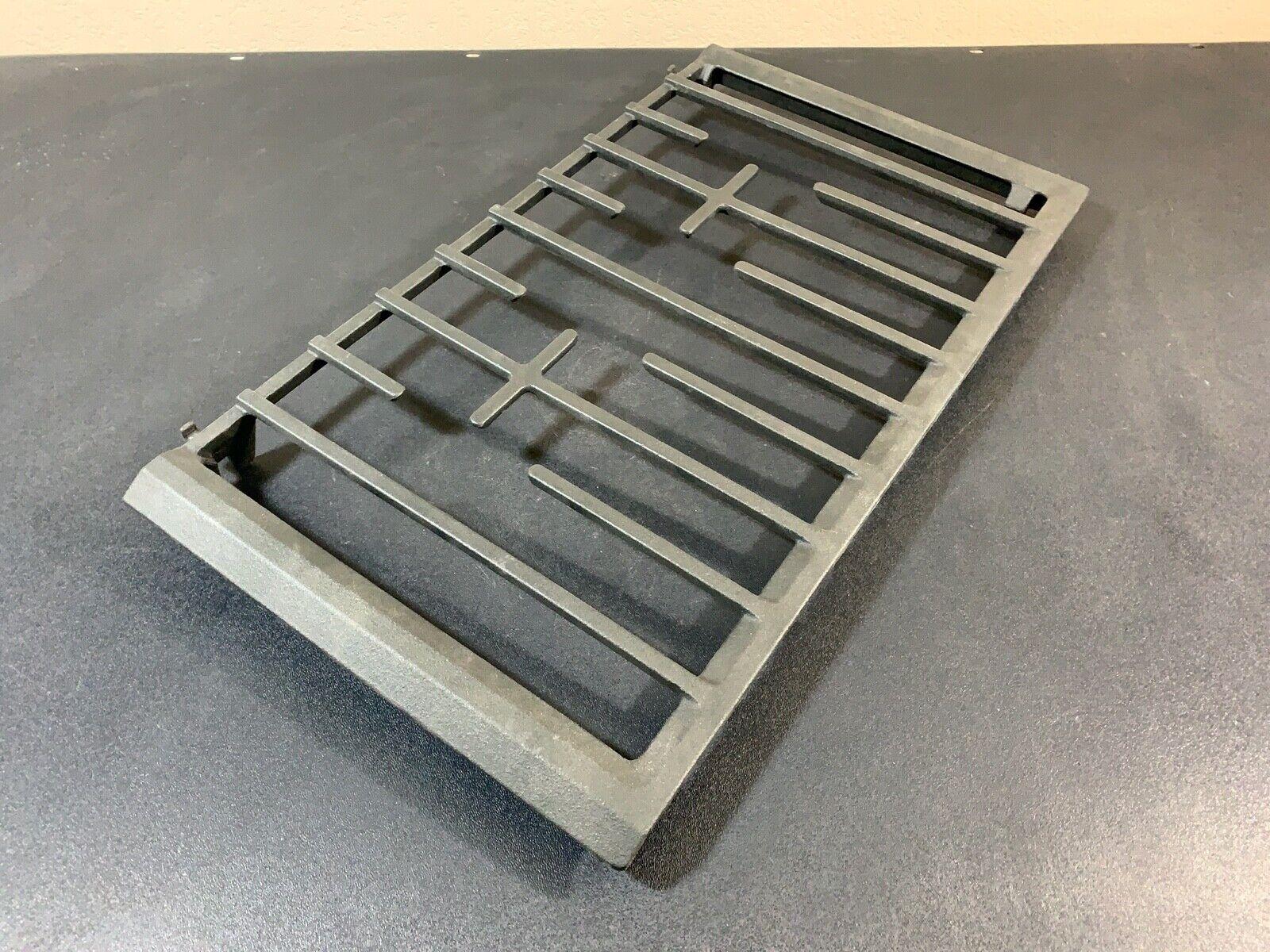 Range Oven Burner Grate W11037721