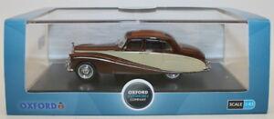 Oxford-Diecast-Escala-1-43-coche-43EMP001-Rolls-Royce-Silver-Cloud-Hooper-emperatriz