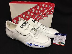 Reggie Jackson Signed Reggie Jackson Model Pony Baseball Cleats