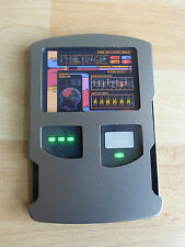 Star Trek Voyager Medical PADD Prop replica working lights & sounds Hero