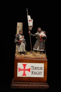 Templar-Knights-XIII-C-Figures-Soldiers-hand-painted-scala-54mm