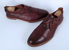 Timberland 'Lost History' Monk Strap- Brown- Size 13/ Labeled 12   (TD5)
