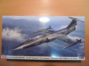 Hasegawa-1-48-F-104-STARFIGHTER-G-DJ-Two-seater-TAIWAN-AIR-FORCE-JASDF-07473
