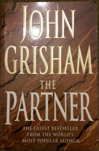 1 of 1 - The Partner by John Grisham (Paperback, 1997)