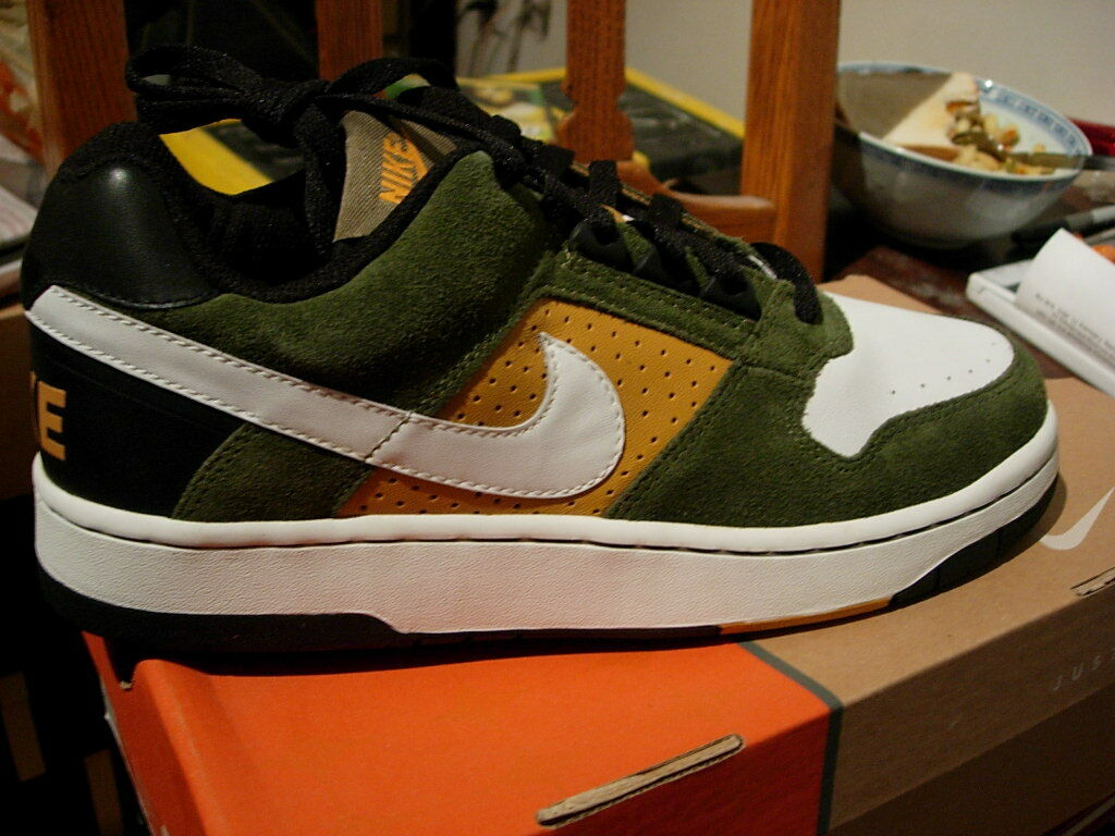 Nike Delta force low, Mens 11