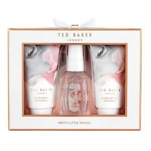 Image Is Loading Ted Baker Pretty Little Things Mini Trio Gift