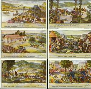 LIEBIG : S_1550 : Histoire de nos provinces Namur (l')