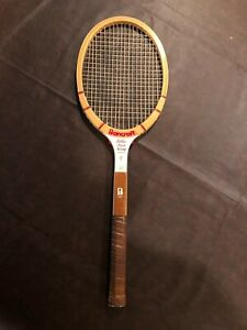 Bancroft Vintage Billie Jean King Tennis Racquet