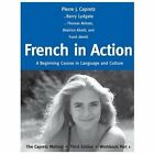 French in Action Pt. 1 : A Beginning Course in Language and Culture: the Capretz Method, by Béatrice Abetti, Frank Abetti, Barry Lydgate, Thomas Abbate and Pierre J. Capretz (2013, Paperback)