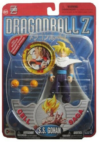 DragonBall Z SS Gohan Irwin Cell Saga DBZ Super Saiyan Action Figure