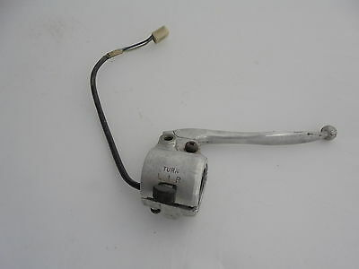 Suzuki FR80 RHS Right Hand Side Indicators Switch and Front Brake Lever Assembly