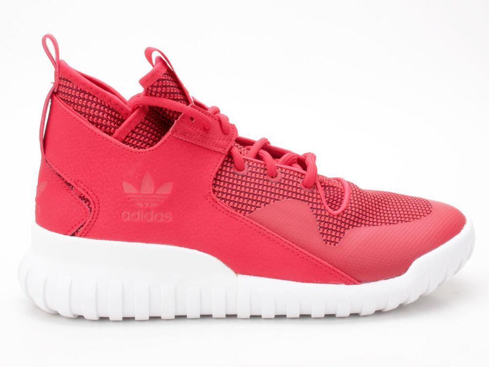 Adidas tubular x s77842 rouge-
