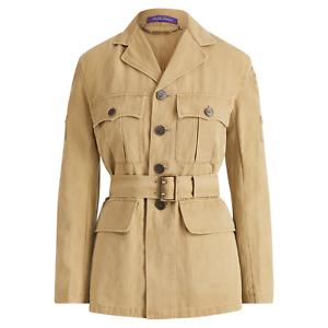 1-690-Ralph-Lauren-Purple-Label-Collection-Afton-Twill-Patchwork-Safari-Jacket