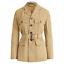 1-690-Ralph-Lauren-Purple-Label-Collection-Afton-Twill-Patchwork-Safari-Jacket thumbnail 1