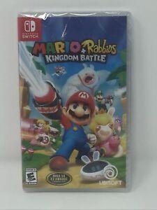 Nintendo-Switch-Mario-Rabbids-Kingdom-Battle-2017-BRAND-NEW-FACTORY-SEALED