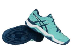 ASICS GEL concorrenza 2 SG WOMEN'S Padel Tennis Squash Scarpe Da Ginnastica Scarpe Super Grip