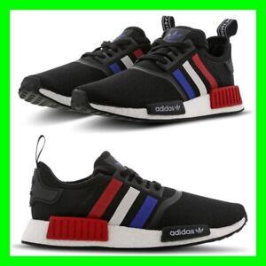 adidas nmd noir rouge bleu