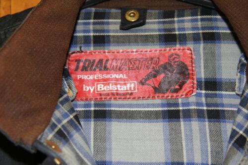 """Servicio de restauración para BELSTAFF Trialmaster Chaqueta Talla 46/"""""""