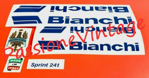 BIANCHI Sprint 24T  kit decalcomanie  //stickers//adesivi