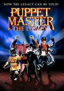 DVD  - PUPPET MASER : THE LEGACY  (2003) NEW / NIEUW /NOUVEAU/SEALED