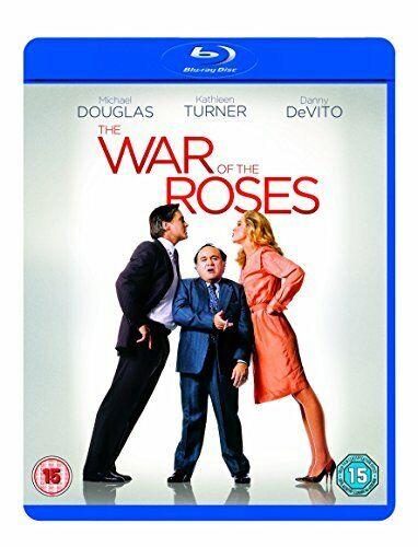 The War of the Roses [Blu-ray] [1989] [Region Free] [DVD][Region 2]