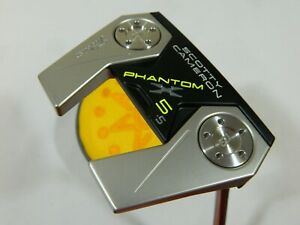 Mint-RH-Titleist-Scotty-Cameron-Phantom-X-5-5-35-034-Putter-With-Headcover-35-inch