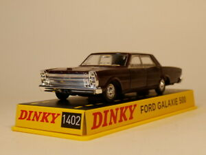 DINKY-TOYS-1-43-FORD-GALAXIE-500-DIECAST-MODEL-CAR