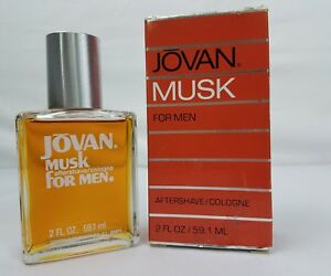 Charitable Jovan Musk By Jovan Mens Aftershave Cologne 2 Oz Health & Beauty