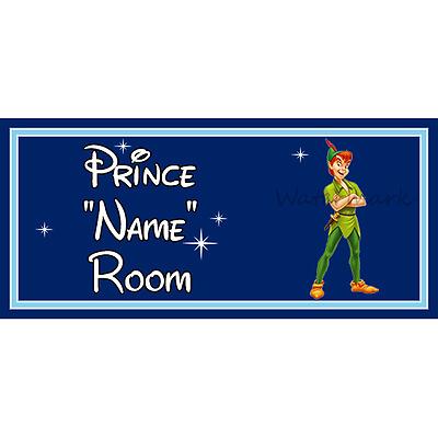 Personalised Disney Prince Kids Bedroom Door Sign Frozen Kristoff DB