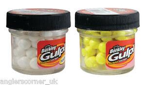 Berkley-Gulp-Salmon-Eggs-White-Yellow-Fishing