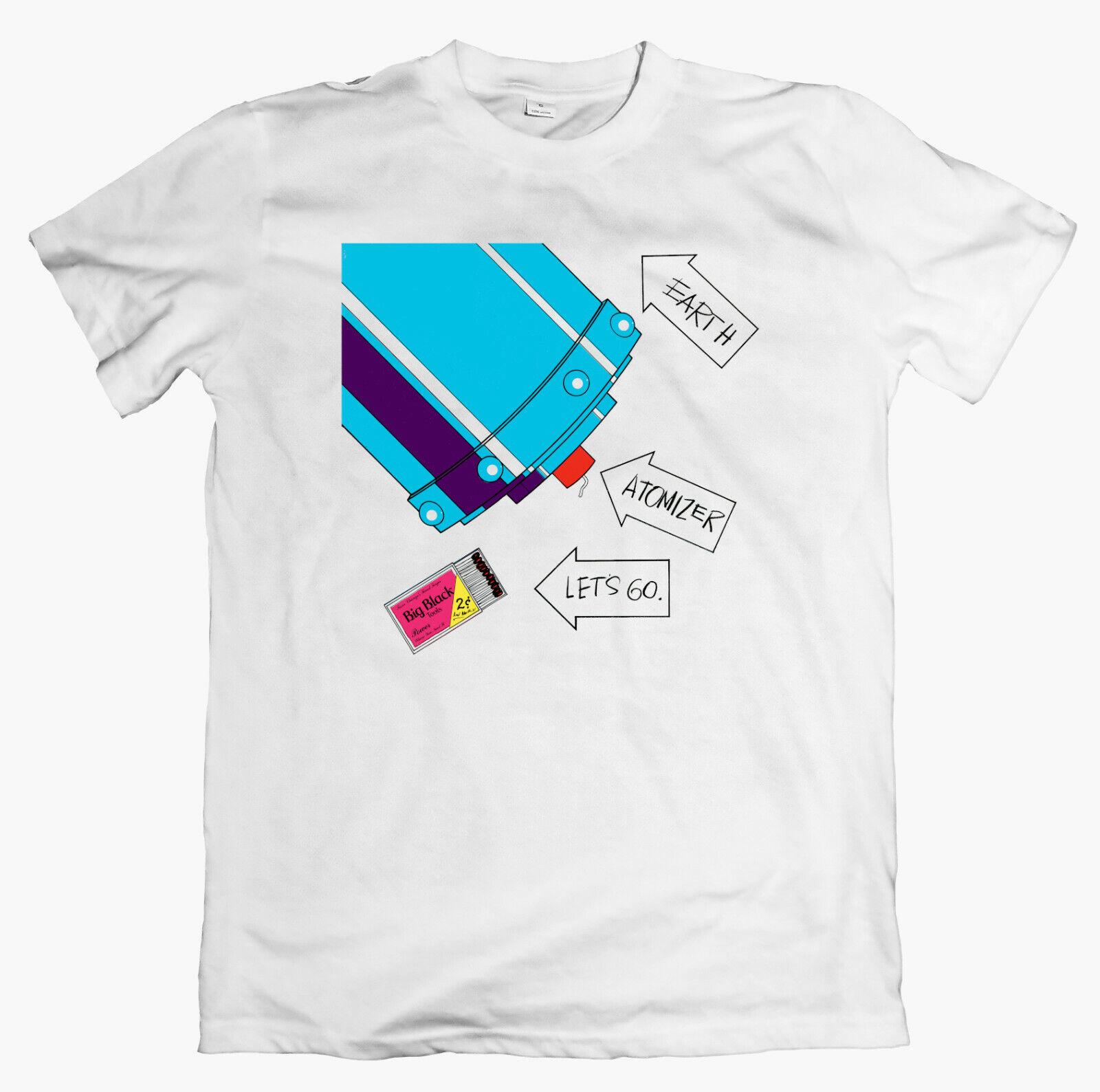 Slint T Shirt Punk post rock Mogwai Sonic Youth Big Black Graphic Unisexe Tee