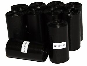 1035-DOG-PET-WASTE-POOP-BAGS-BLK-REFILL-CORELESS-ROLLS-DISPENSER-USA-PetOutSide