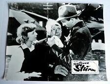 JAMES STEWART * TÖDLICHER STURM / MORTAL STORM - EA-AUSHANGFOTO #20  Ger LC 1957