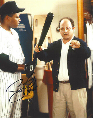 Entertainment Memorabilia New York Yankees Danny Tartabull Signed Authentic 'seinfeld' 8x10 Photo W/coa
