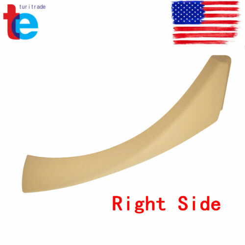 Right Inner Door Panel Handle Outer Trim Cover For 2007-2011 2012 BMW 328i 335i