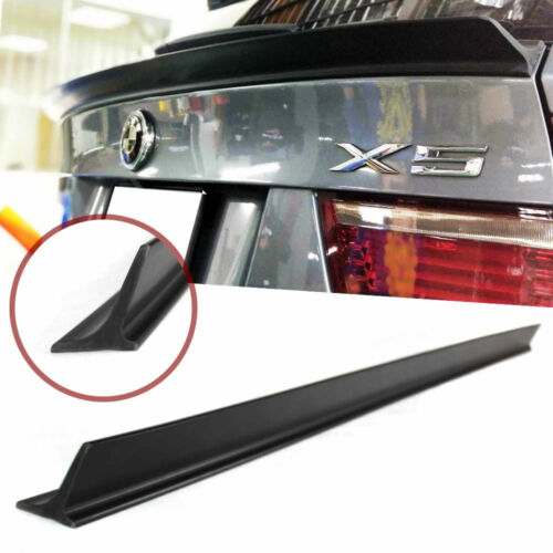 Painted LRS L-Type For BMW E70 X5-Series Hatchback Rear Trunk Spoiler Wing NEW