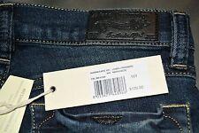 DIESEL Kids Girls 10Y jeans, girls' super slim skinny pants, Indigo/Blue