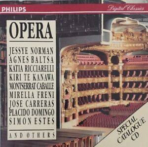 OPERA-PHILLIPS-DIGITAL-CLASSICS-CD-1989-FAST-DISPATCH