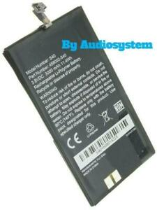 BATTERIA-ORIGINALE-CATERPILLAR-per-CAT-S40-3000MAH-458002-S40-PILA-NUOVA