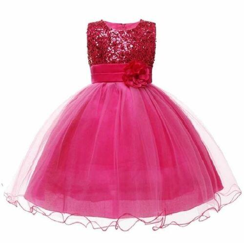 Vestidos para niñas Ropa elegante para niña Vestido de princesa Vestido fiesta