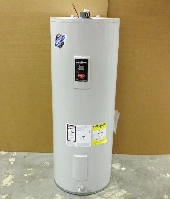 Bradford Water Heater >> Bradford White Re350t6 1ncww 50 Gallon 240v Hot Water Heater New Local Pick Up