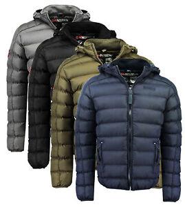 Piumino-Beckam-Geographical-Norway-Uomo-Jacket-Giubbotto-imbottito-Men-Anapurna
