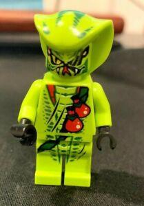 Lego Ninjago Lasha Green Snake Tribe Minifigure 9562 9447 Activity Book njo051