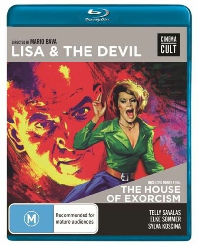 1 of 1 - BRAND NEW & SEALED Lisa & And The Devil MARIO BAVA  (Blu-ray, 2013) FREE POSTAGE