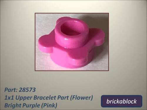NEW Lego Part 28573 1x1 Upper Bracelet/Flower Choose 5-50 ALL COLOURS SAME PRICE Baukästen & Konstruktion LEGO Bau- & Konstruktionsspielzeug
