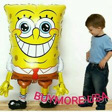 "Giant 40"" SPongebob Squarepants Patrick Birthday Balloons party decor balloon"